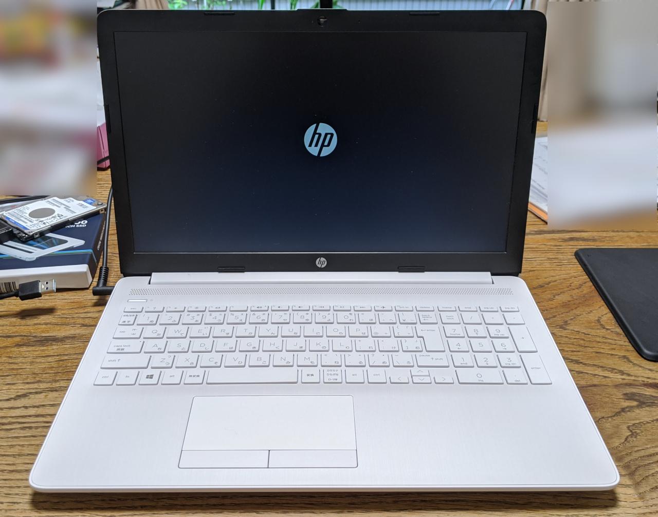 HP 15-db0000シリーズ